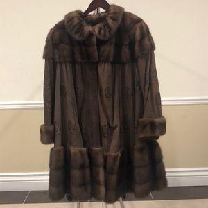 Jackets & Blazers - Women Authentic Fur Coat